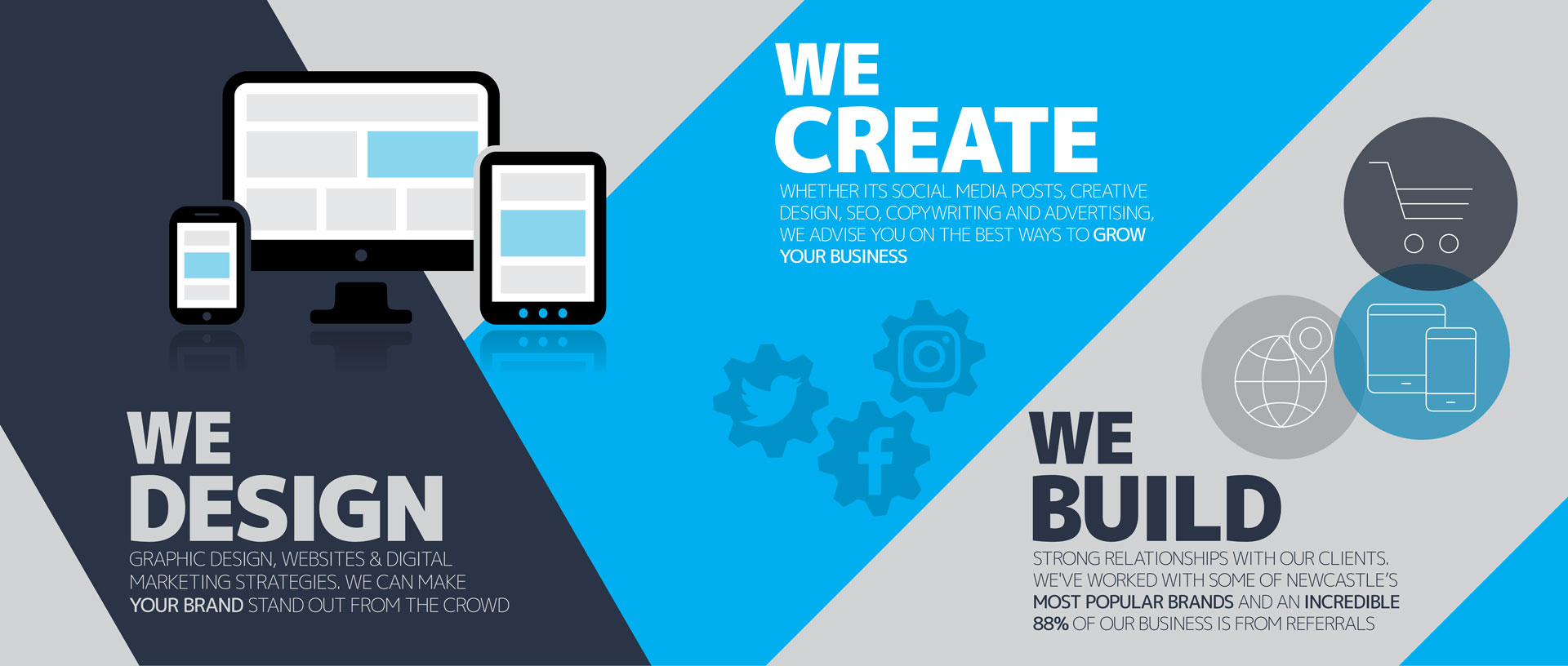 Web Seo Print Design Agency Octopus Media Newcastle